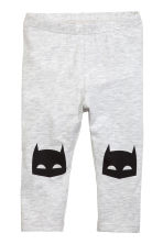 Top and leggings - Light pink/Batman - Kids | H&M CN 2